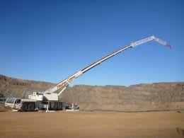 mining crane hire adelaide