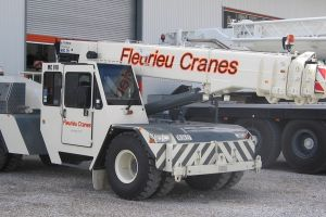 Pick & Carry Cranes