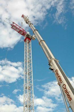 Crane Truck Hire Adelaide