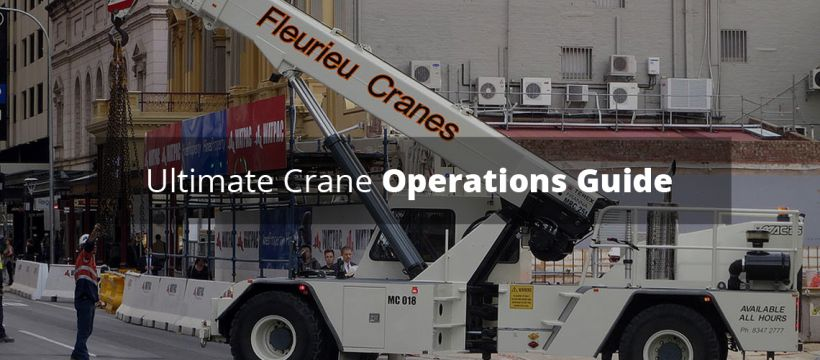 Ultimate Crane Operations Guide